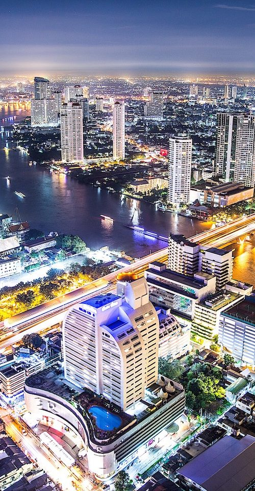 recruitment agency Bangkok
