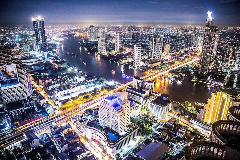 recruitment agency Bangkok