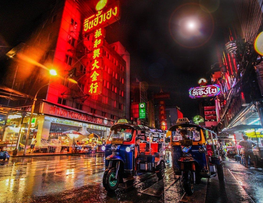 best IT jobs in Bangkok