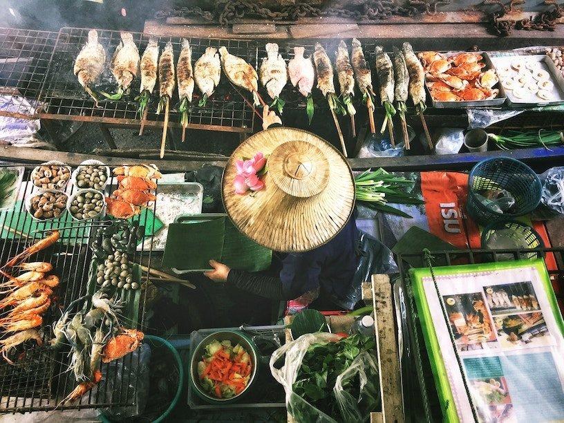 moving to Bangkok for work