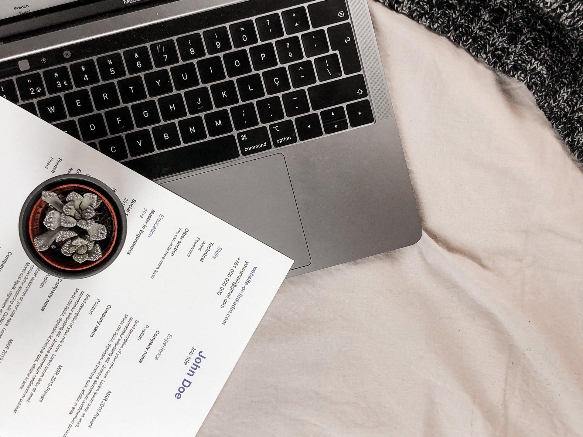 IT job application recruiter tips